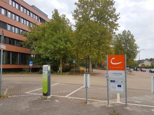 Ladestation Elektroauto Eschweiler